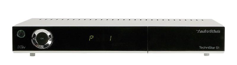 Sat Receiver ohne Festplatte Technisat TechniStar S1 im Test, Bild 4