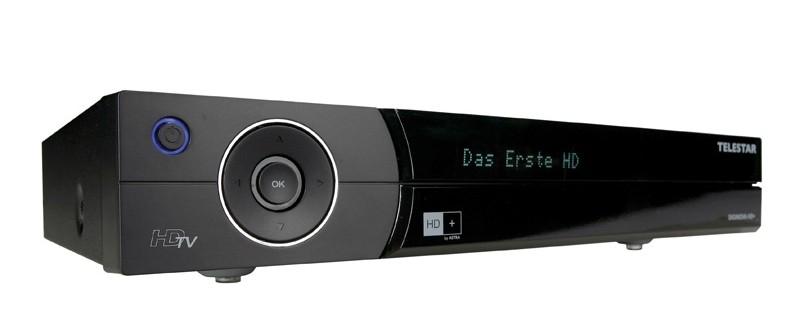 Sat Receiver ohne Festplatte Telestar Diginova HD+ im Test, Bild 8