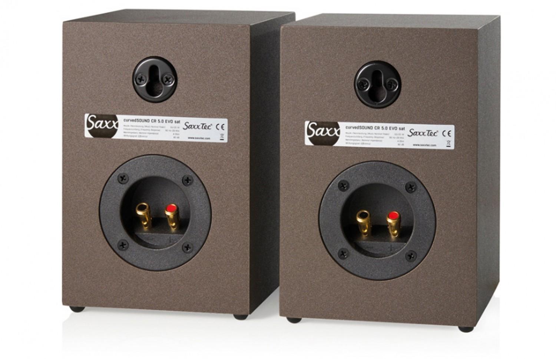 Lautsprecher Surround Saxx curvedSound CR 5.1 im Test, Bild 5
