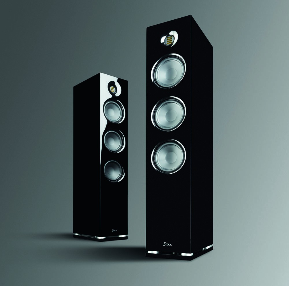 test lautsprecher stereo saxxtec cx90 sehr gut seite 1. Black Bedroom Furniture Sets. Home Design Ideas