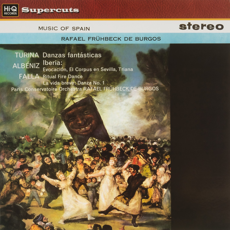 Schallplatte Music of Spain (Hi-Q, Warner Classics) im Test, Bild 1