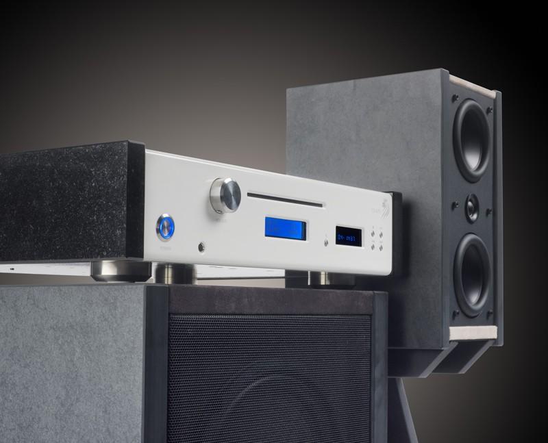 Lautsprecher Stereo Schnell Audio Brubeck + EPX, Schnell Audio CD-A75 im Test , Bild 1