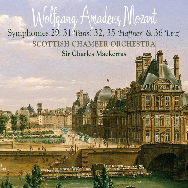 Download Scottish Chamber Orchestra - Mozart Symphonies 29, 3, 32, 35 & 36 (Linn Records) im Test, Bild 1