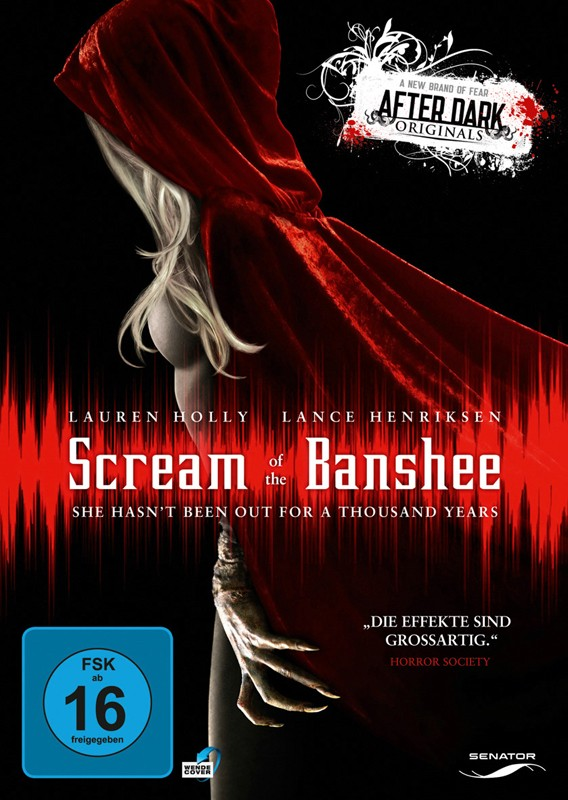 DVD Film Scream of the Banshee (Universum) im Test, Bild 1