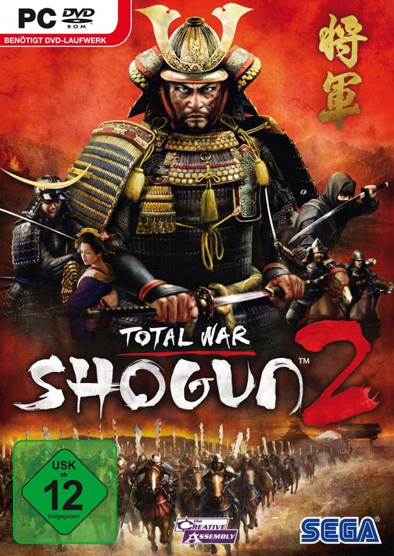 Games PC Sega Total War: Shogun 2 im Test, Bild 1