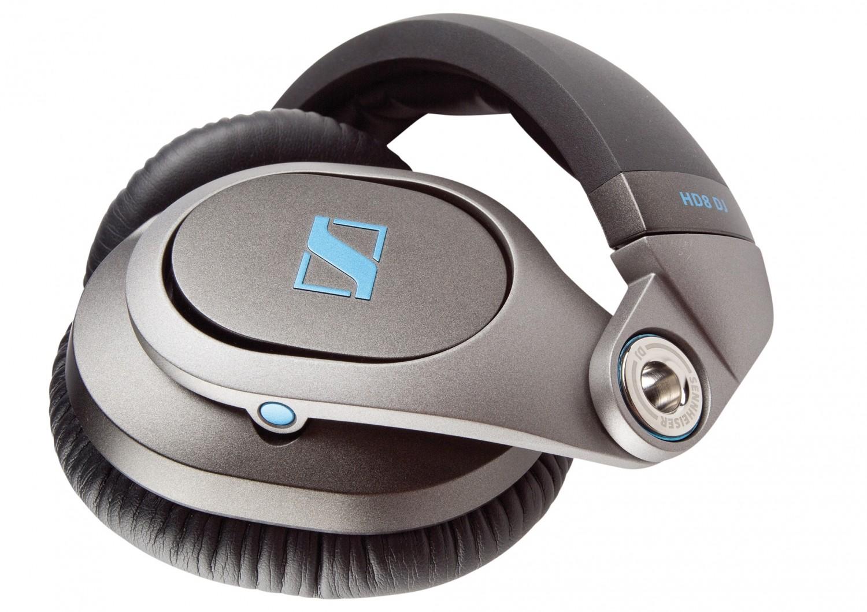 Kopfhörer Hifi Sennheiser HD8 DJ im Test, Bild 2