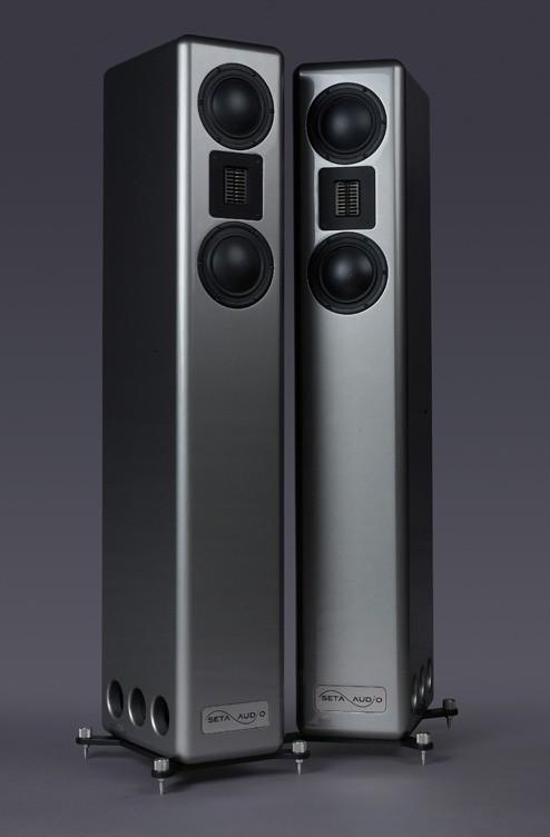 Lautsprecher Stereo Seta Audio BESA CS im Test, Bild 1