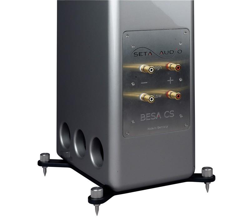 Lautsprecher Stereo Seta Audio BESA CS im Test, Bild 3