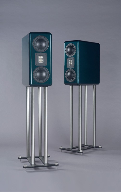 Lautsprecher Stereo Seta Audio Besa MS im Test, Bild 1