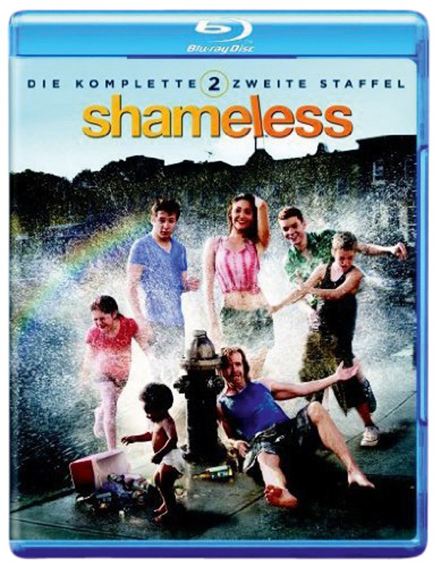 Blu-ray Film Shameless – Season 2 (Warner) im Test, Bild 1
