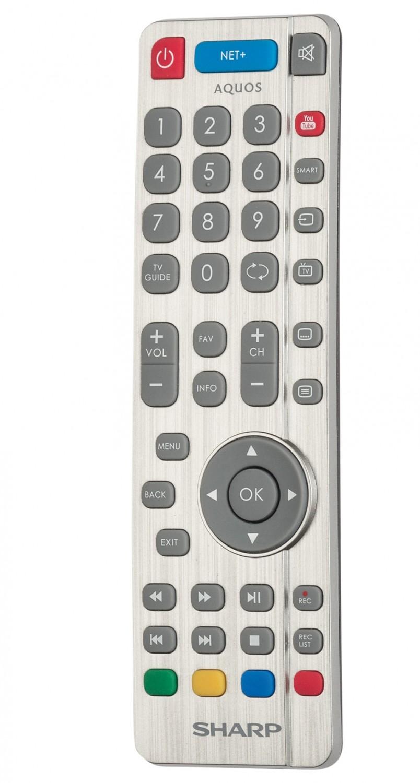 Fernseher Sharp LC-49XUF8772ES im Test, Bild 2