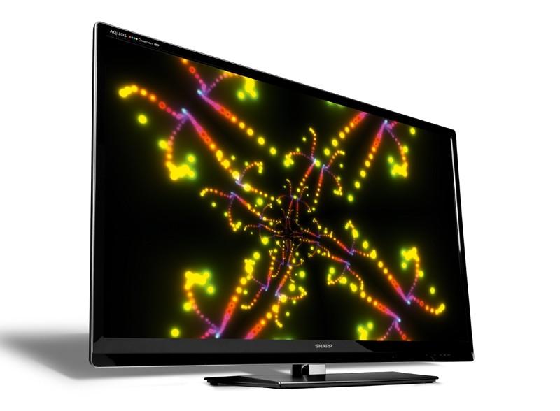 Fernseher Sharp LC-52LE830 E im Test, Bild 1