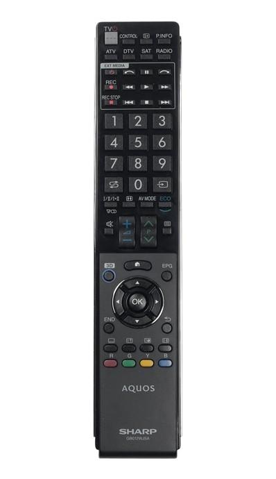 Fernseher Sharp LC-60LE740E im Test, Bild 2