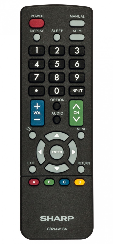 Monitore Sharp LV-70LCX500E im Test, Bild 2