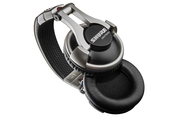 Kopfhörer Hifi Shure SHR750DJ im Test, Bild 1