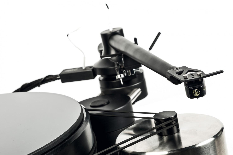 Plattenspieler Sikora Initial Max mit Tonarm KV-12 im Test, Bild 14
