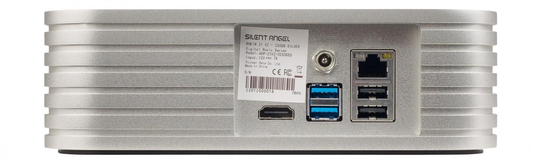 Musikserver Silent Angel Rhein Z1 im Test, Bild 8