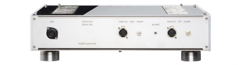 Phono Vorstufen Silvercore Phono One im Test, Bild 2