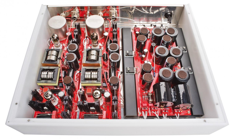 Phono Vorstufen Silvercore Phono One im Test, Bild 3
