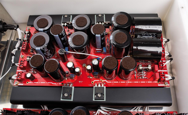 Phono Vorstufen Silvercore Phono One im Test, Bild 7