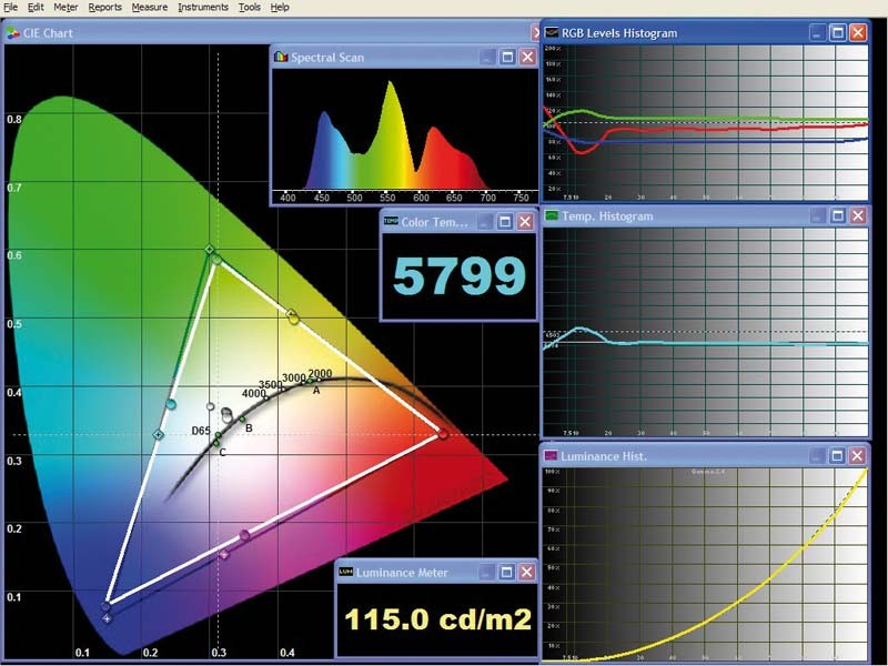 Beamer Sim2 Lumis 3D-Solo im Test, Bild 6