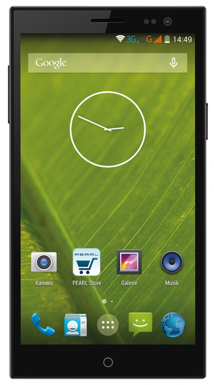 Smartphones Simvalley SPX-34 im Test, Bild 1