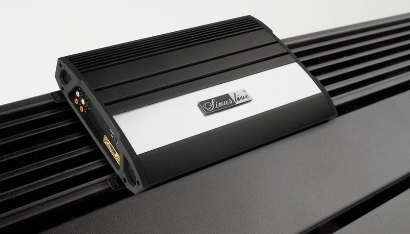 test car hifi endstufe 4 kanal sinus live sl a 250 4 dsp. Black Bedroom Furniture Sets. Home Design Ideas