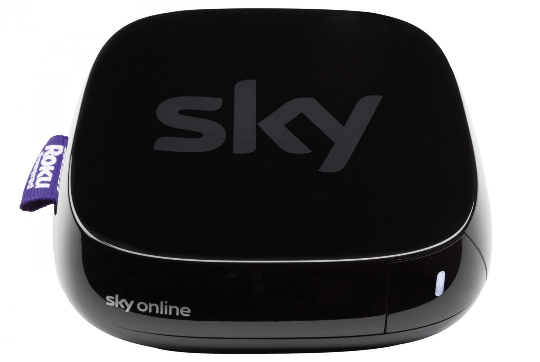 Streaming Client Sky TV Box im Test, Bild 1