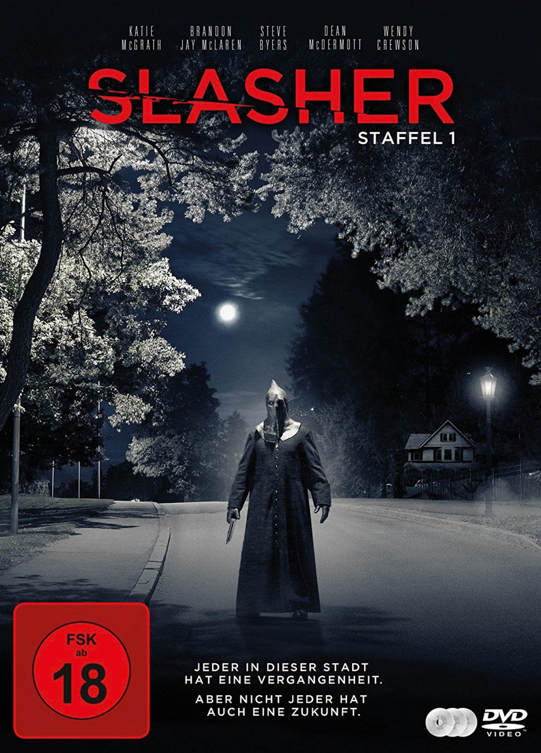 Blu-ray Film Slasher S1 (justbridge TV) im Test, Bild 1