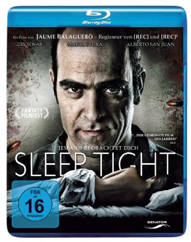 Blu-ray Film Sleep Tight (Senator) im Test, Bild 1