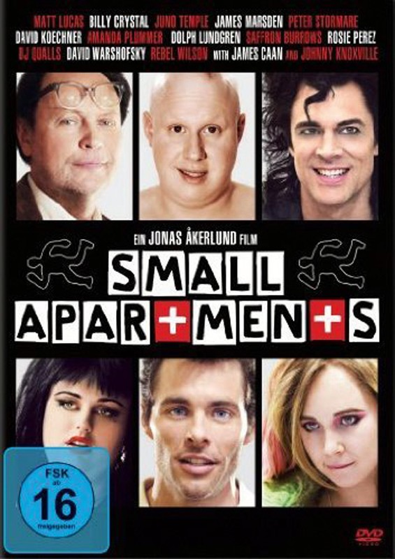 DVD Film Small Apartments (Sony Pictures) im Test, Bild 1