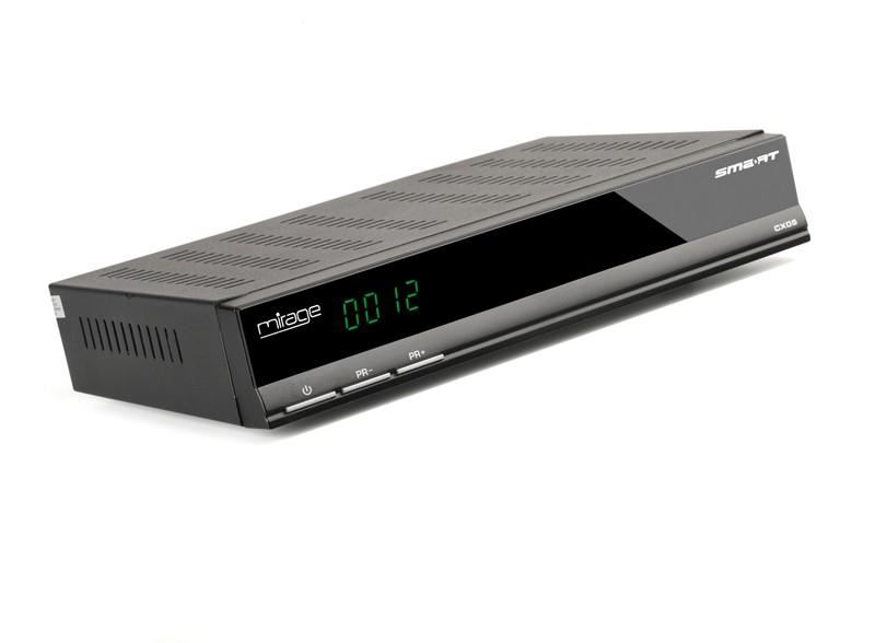 Sat Receiver ohne Festplatte Smart CX05 im Test, Bild 1
