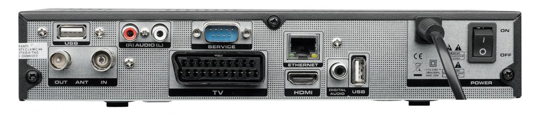 Kabel Receiver ohne Festplatte Smart CX75 im Test, Bild 3