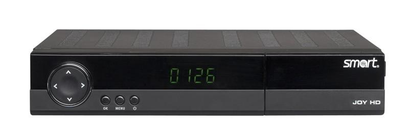 HDTV-Settop-Box Smart Joy HD im Test, Bild 1