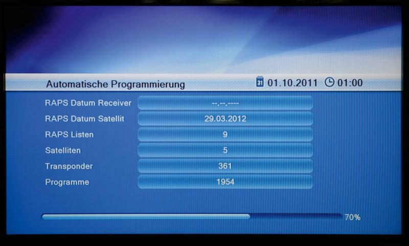 Sat Receiver ohne Festplatte Smart Joy HD im Test, Bild 4