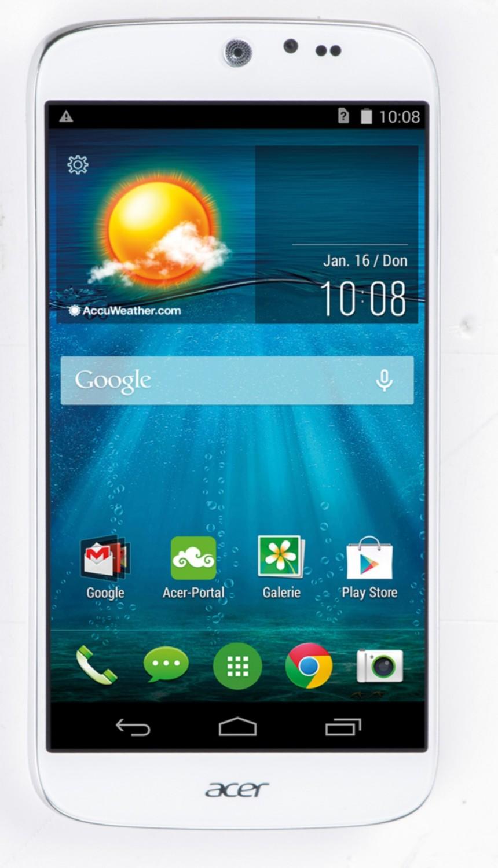 Smartphones Acer Liquid Jade Plus im Test, Bild 2