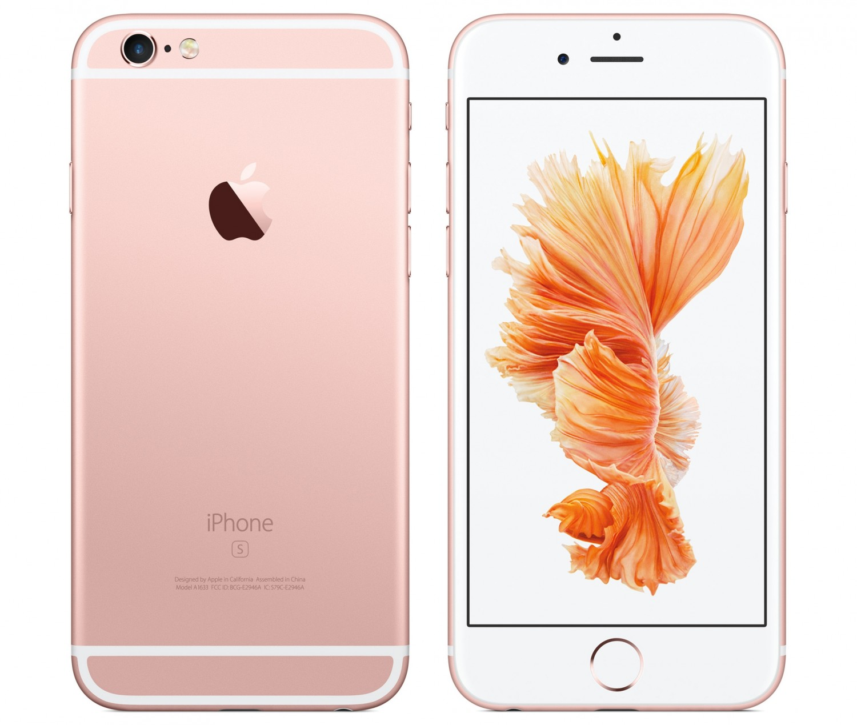 Smartphones Apple iPhone 6S im Test, Bild 1