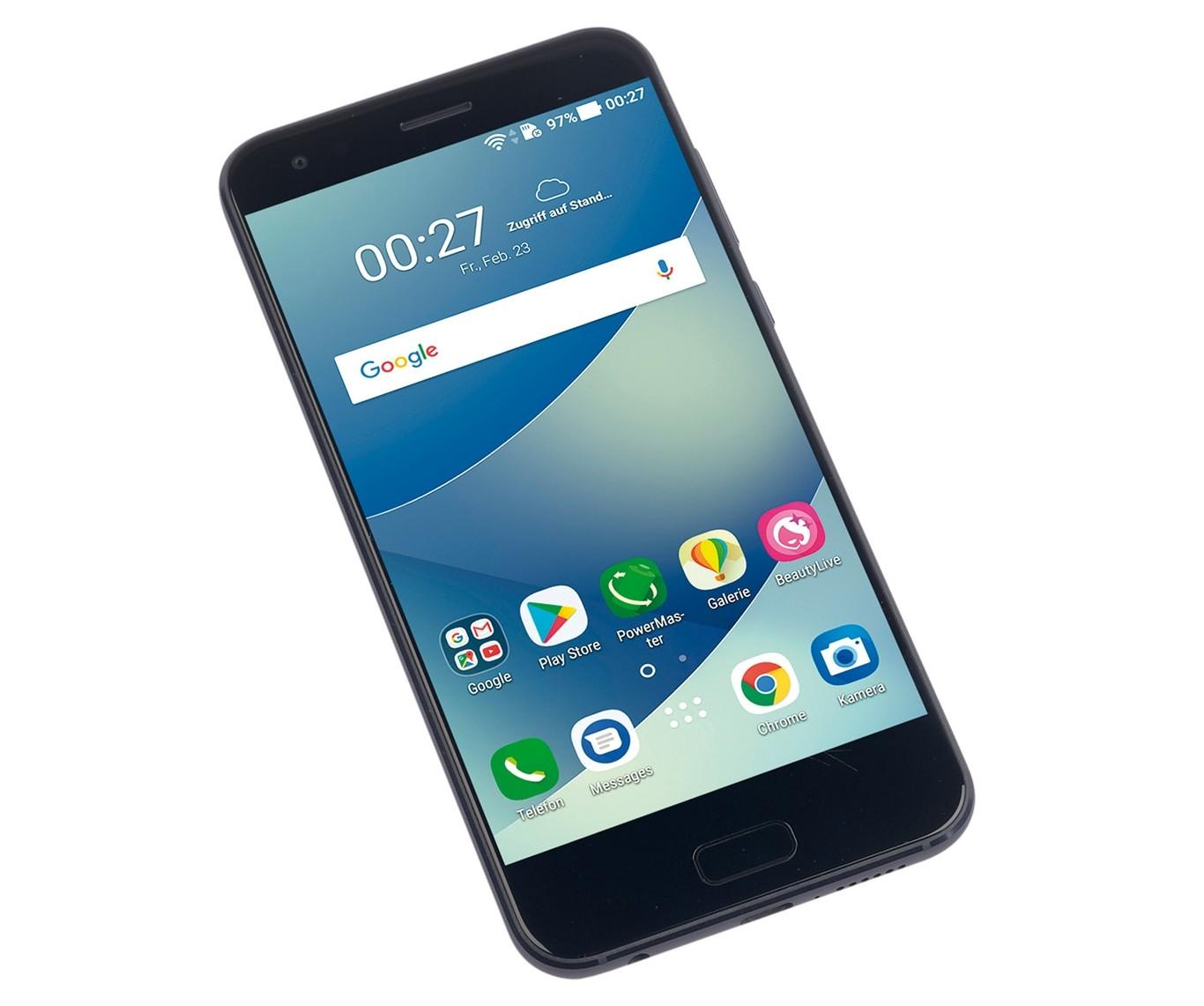 Smartphones Asus ZenFone 4 im Test, Bild 2