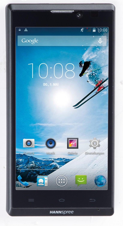 Smartphones Hannspree SN50MC1 im Test, Bild 10