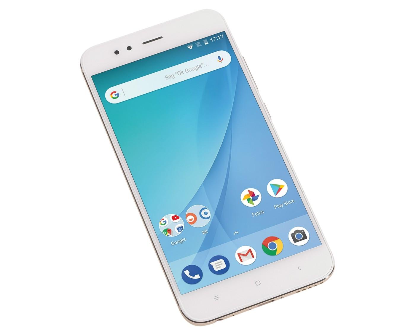 Smartphones Xiaomi Mi A1 im Test, Bild 17