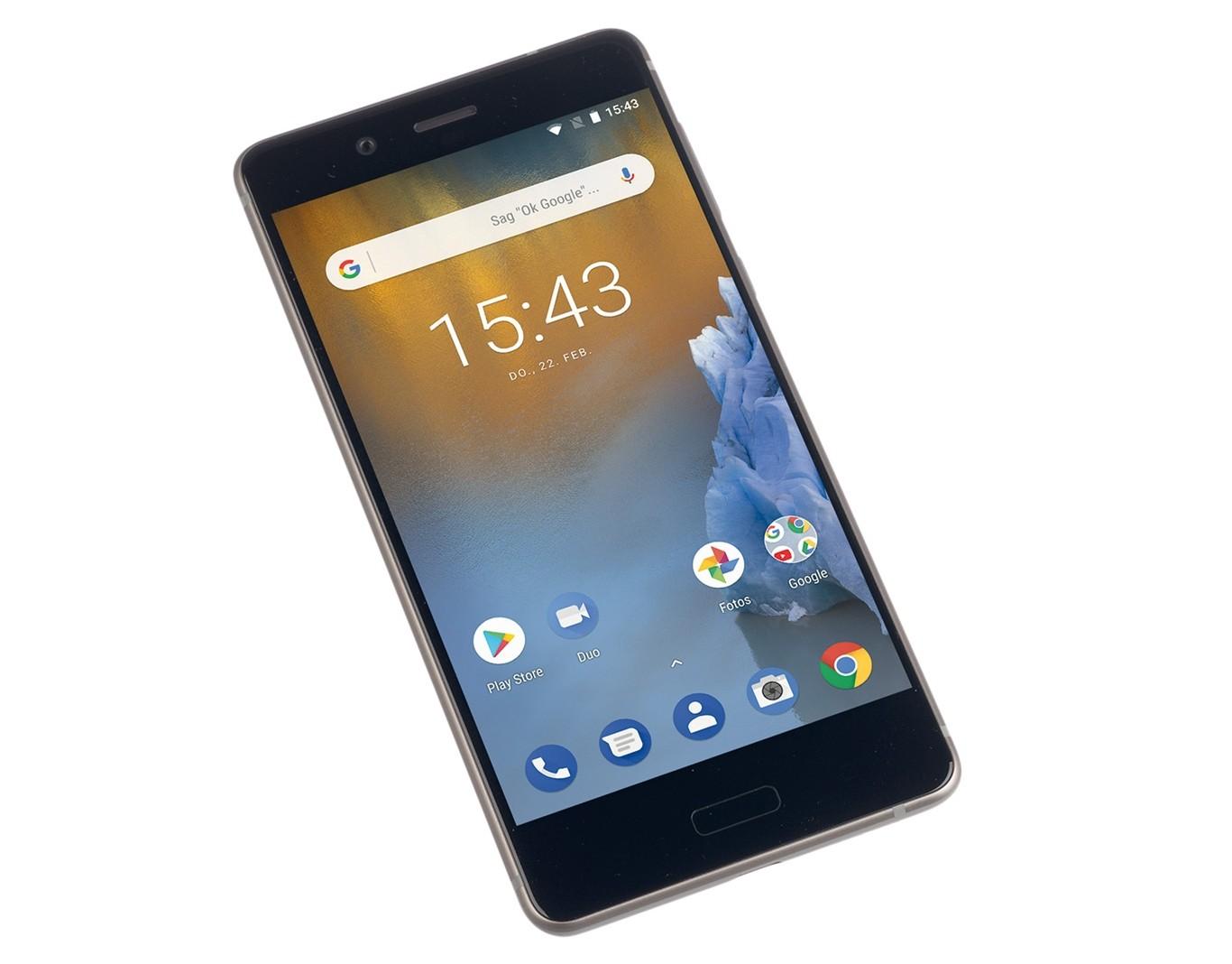 Smartphones Nokia HDM Nokia 8 im Test, Bild 23