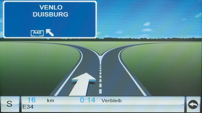 Portable Navigationssysteme Snooper VenturaPro DB8500 im Test, Bild 2