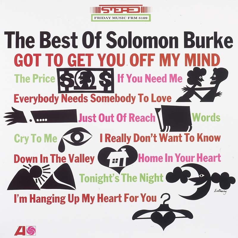 Schallplatte Solomon Burke – The Best Of Solomon Burke (Friday Music) im Test, Bild 1