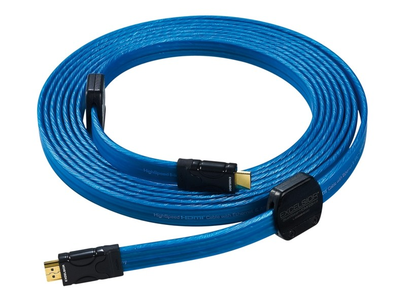 HDMI Kabel Sommercable Excelsior Blue Water im Test, Bild 1