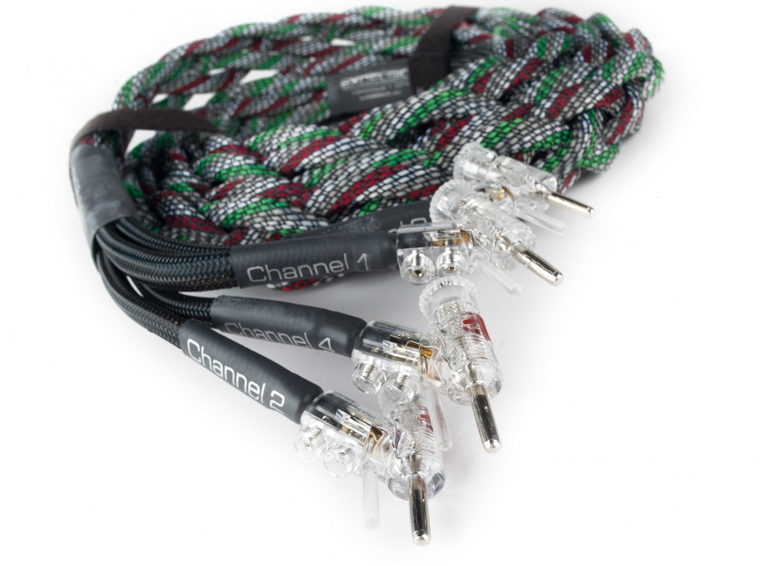 Test Lautsprecherkabel - Sommercable Excelsior classique SPK1 - sehr gut