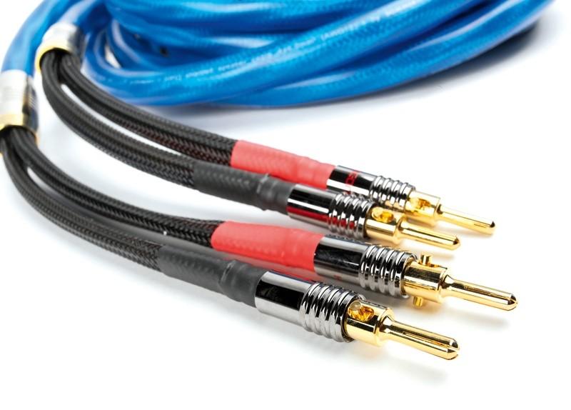 Test Lautsprecherkabel - Sommercable Excelsior SC-Quadra Blue - sehr gut