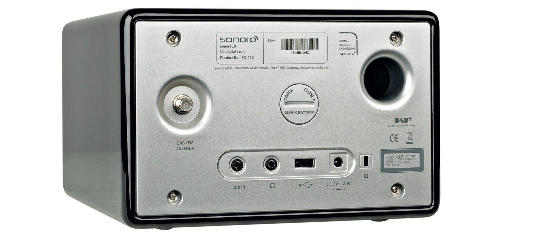 test dab radio sonoro audio sonorocd sehr gut. Black Bedroom Furniture Sets. Home Design Ideas