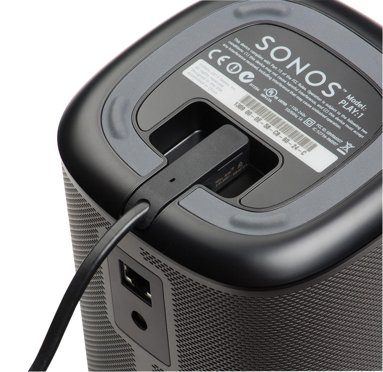 Aktivlautsprecher Sonos Play:1 im Test, Bild 4