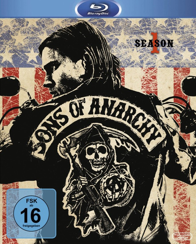 Blu-ray Film Sons of Anarchy – Season 1 (Fox) im Test, Bild 1
