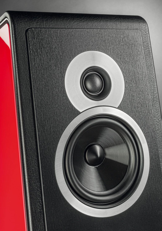 Lautsprecher Stereo Sonus Faber Chameleon T im Test, Bild 5
